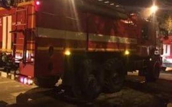 12 человек эвакуировали при пожаре в пятиэтажке в Брянске