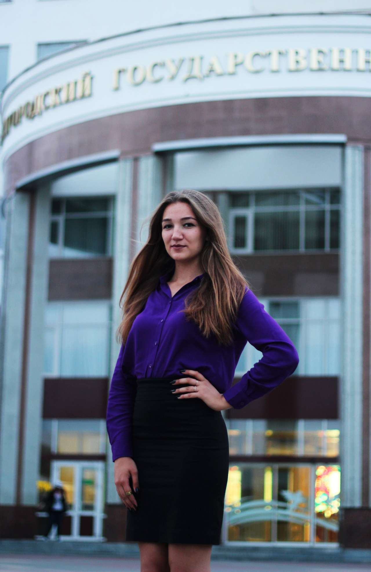 Белгородская студентка претендует на звание «Мисс студенчество России-2017»