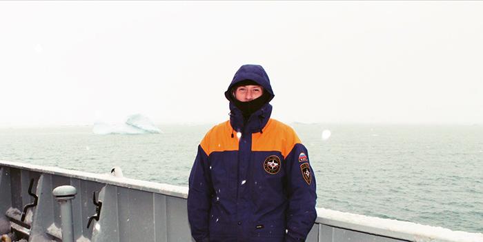 Научная экспедиция с вологодским спасателем добралась до архипелага Северная Земля