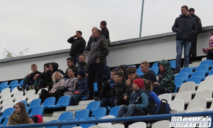 ФК «Череповец» досрочно стал чемпионом III любительской футбольной лиги России