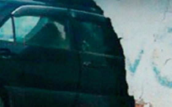 В Большом Полпино пьяный водитель Kia Ceed врезался в гараж