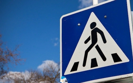 В Брянске водитель Daewoo Nexia сбил 15-летнюю девочку