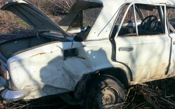 Под Суземкой перевернулся «ВАЗ»: пьяный водитель сбежал из больницы