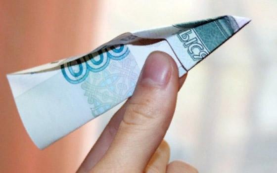 В Брянске кассир по глупости лишила компанию 164 тысячи рублей