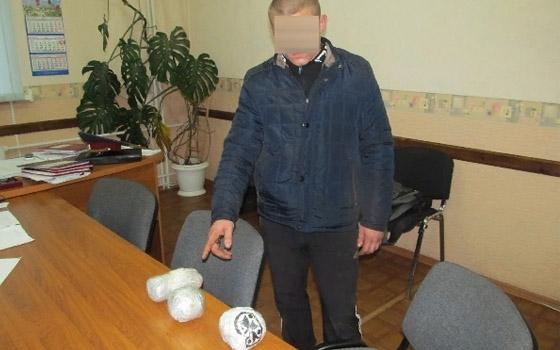 В «денинскую» колонию в Клинцах пытались предать крупную партию наркотика