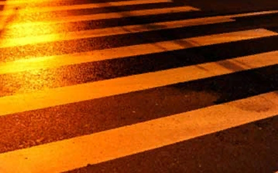 На Объездной в Брянске водитель Honda Civic сбил пешехода