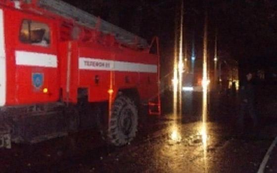 На Салтыкова-Щедрина в Брянске сгорел второй дом за неделю