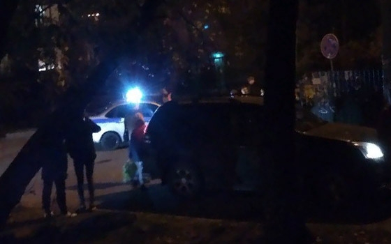 Внук Лодкина «пьянючий гонял по Ромашина» – очевидцы