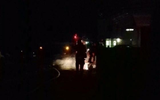 В Брянске произошел пожар в областном роддоме