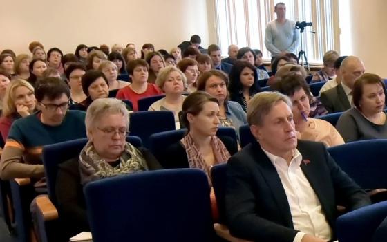 Брянское УФНС на публичных слушаниях отчиталось о сокращении выездных проверок вдвое