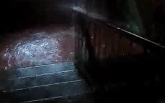 В Брянске после ремонта крыши затопило пятиэтажку