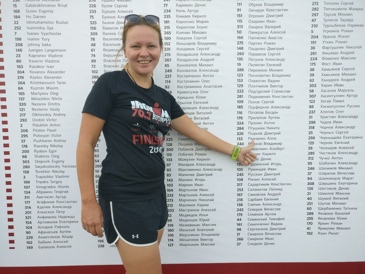 Триатлон Ironman впервые преодолела девушка из Белгорода