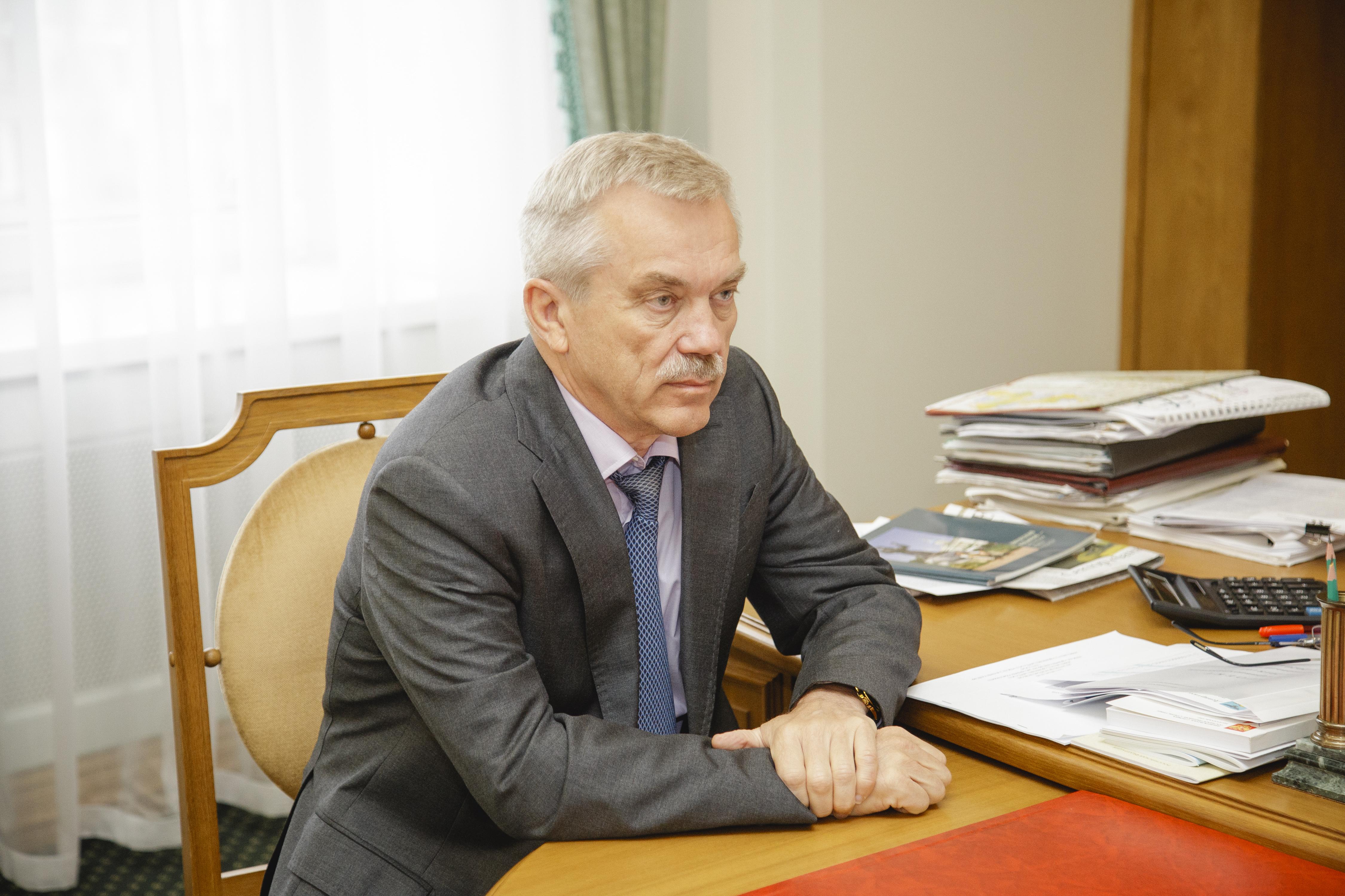 Сбербанк планирует инвестировать 45 миллиардов рублей на новые проекты в Белгородской области*