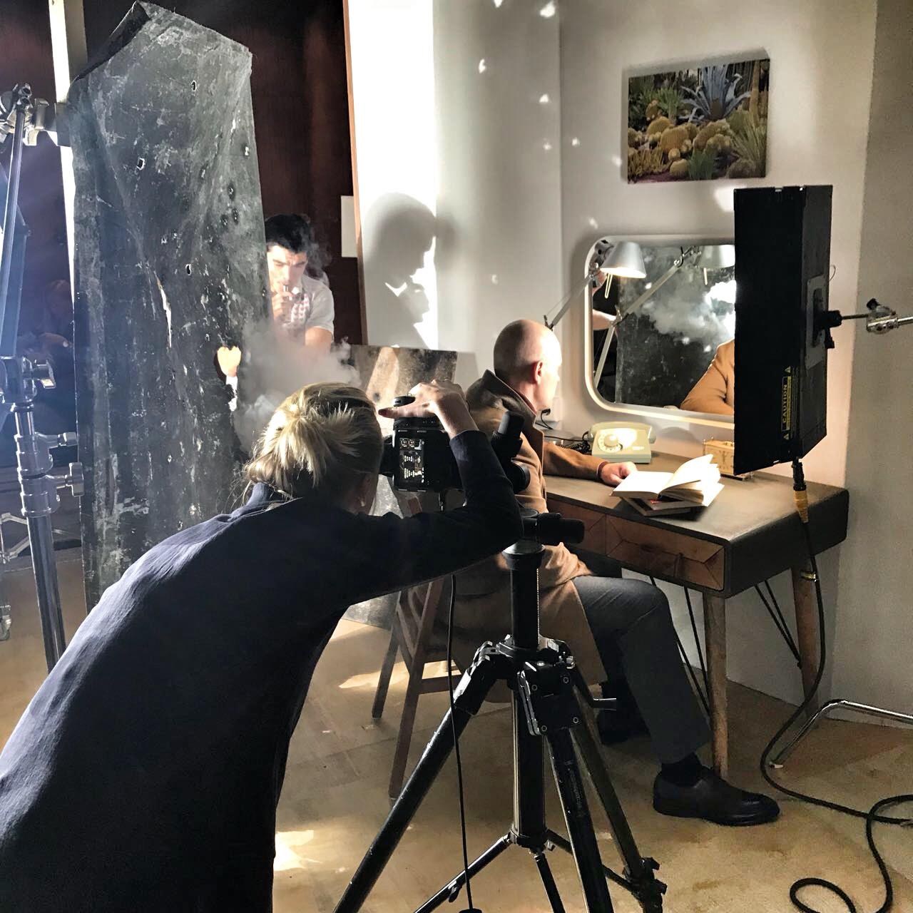 Белгородские ветераны стали участниками фотопроекта «Герои России, какими их не видел никто»