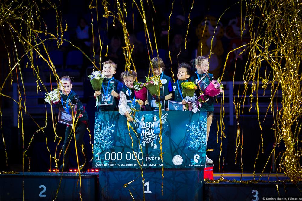 Белгородский фигурист занял второе место в проекте «Дети на льду. Звезды-2»