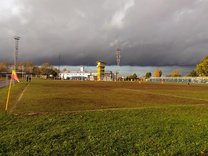 Вологда вернула себе чемпионский титул в футболе