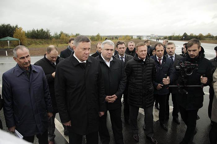 Все федеральные трассы в Вологодской области приведут в порядок в 2018 году