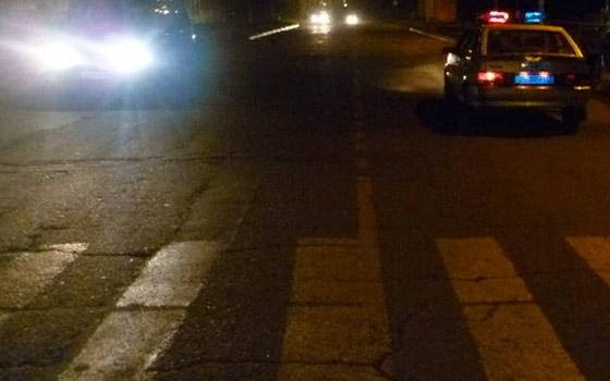 На брянской трассе избили водителя, сбившего пешехода