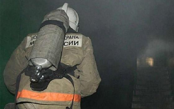 20 человек эвакуировали при пожаре в Дятьково