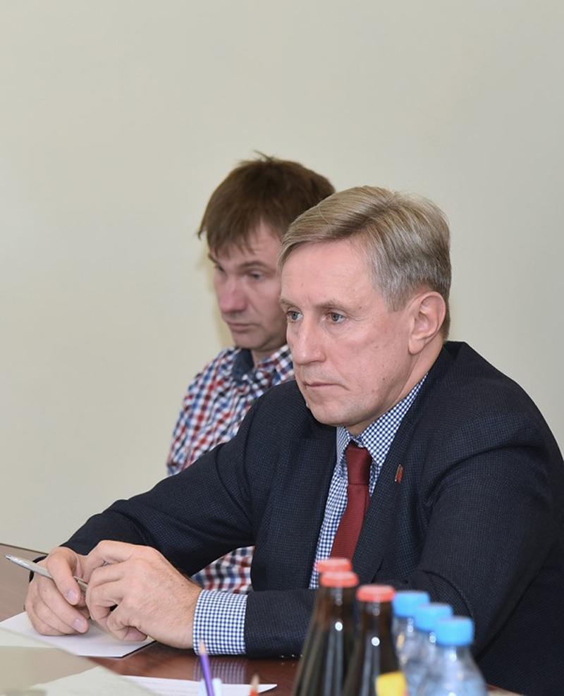 В брянской «ОПОРЕ РОССИИ» обсудили противодействие местных предпринимателей федеральным торговым сетям