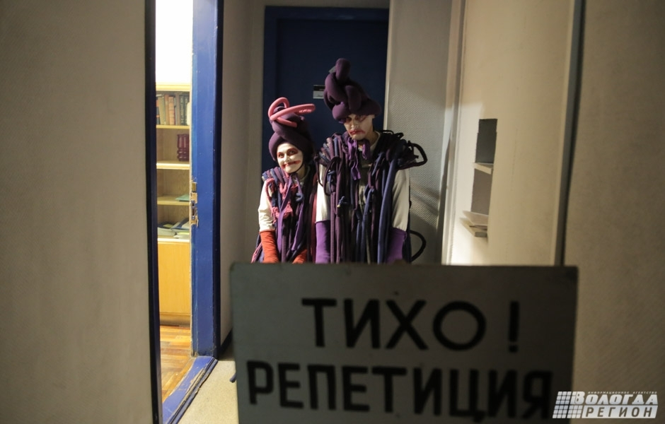 Ночь искусств в Вологде: интерактив, фолк-рок и абсурд от Бориса Гранатова