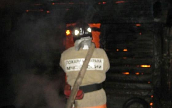 38-летний мужчина погиб при пожаре в бане в Стародубе