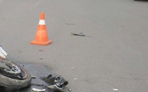 В Бытоши мотоциклист погиб под колесами «Урала»