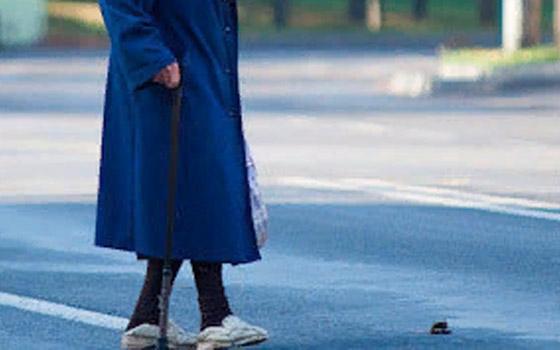 Под Унечей водитель «Гранты» сбил пьяную пенсионерку