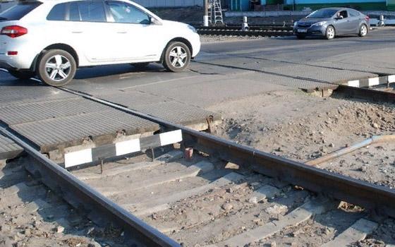 Переезд у станции Орджоникидзеград в Брянске закроют на неделю