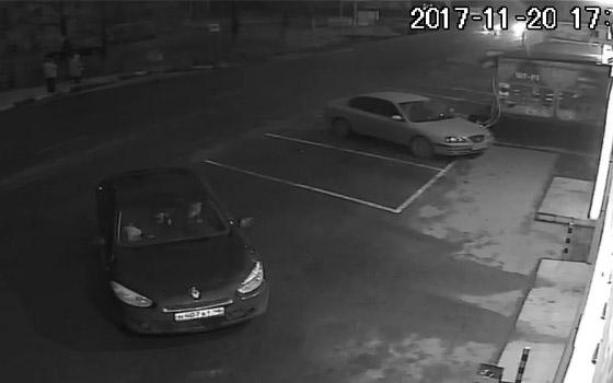 Смертельный наезд на пенсионера на «зебре» в Брянске попал на видео