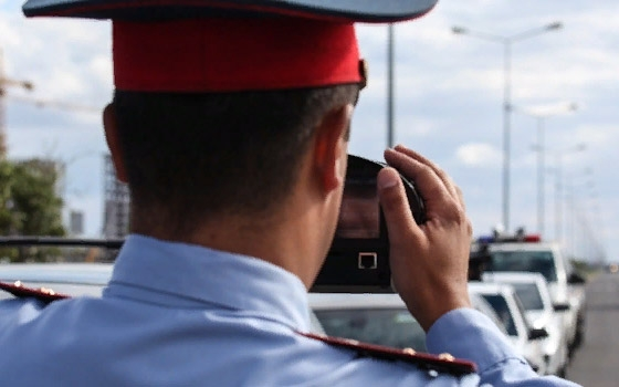 С помощью «Визира» в Брянской области за день оштрафовали 32 водителя