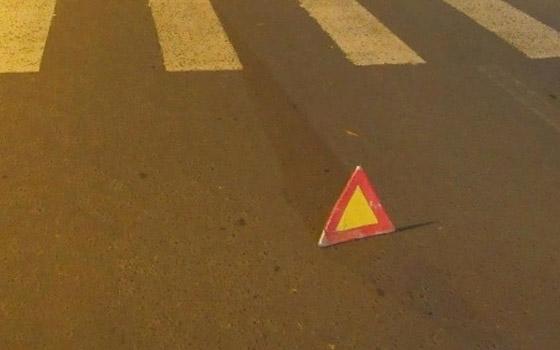На Ульянова в Брянске водитель 110-й маршрутки сбил пенсионерку