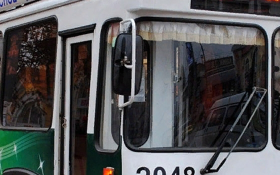 Пенсионерка ушибла ногу, таз и грудь в брянском троллейбусе