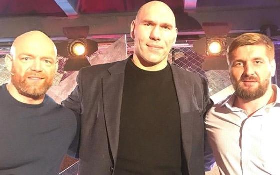 Брянский боец Минаков стал ведущим «Сильного шоу» на «Матч ТВ»