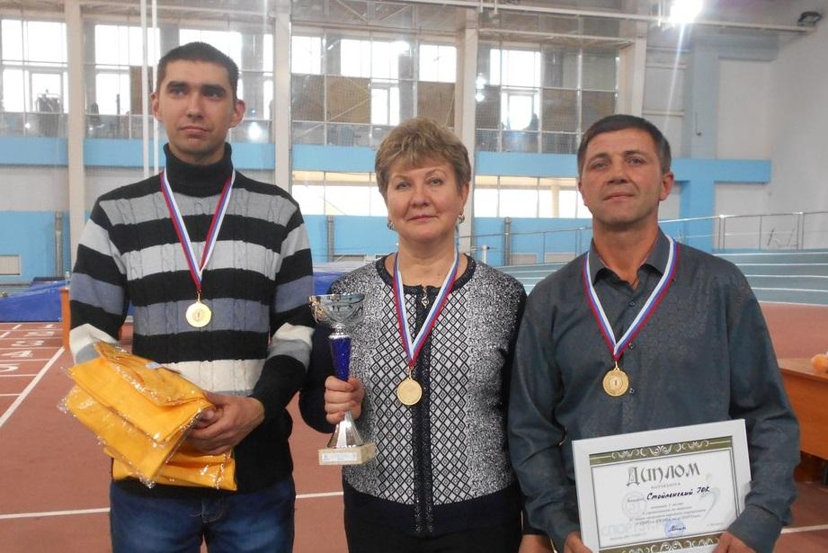 Команда СГОКа выиграла в шашки на спартакиаде «СПОРТом БИЗНЕС не иСПОРТишь»*