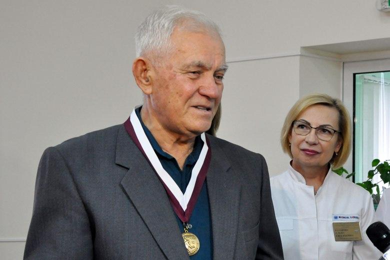 Белгородцу впервые вручили медаль Джослина. Кто её получил?