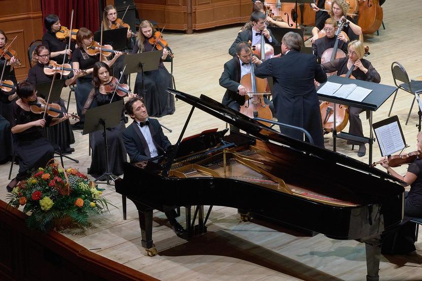 В Белгородской филармонии начались «Шереметьевские музыкальные ассамблеи»