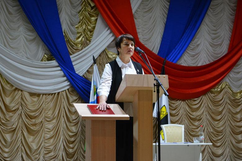 В Чернянском районе выбрали главу администрации
