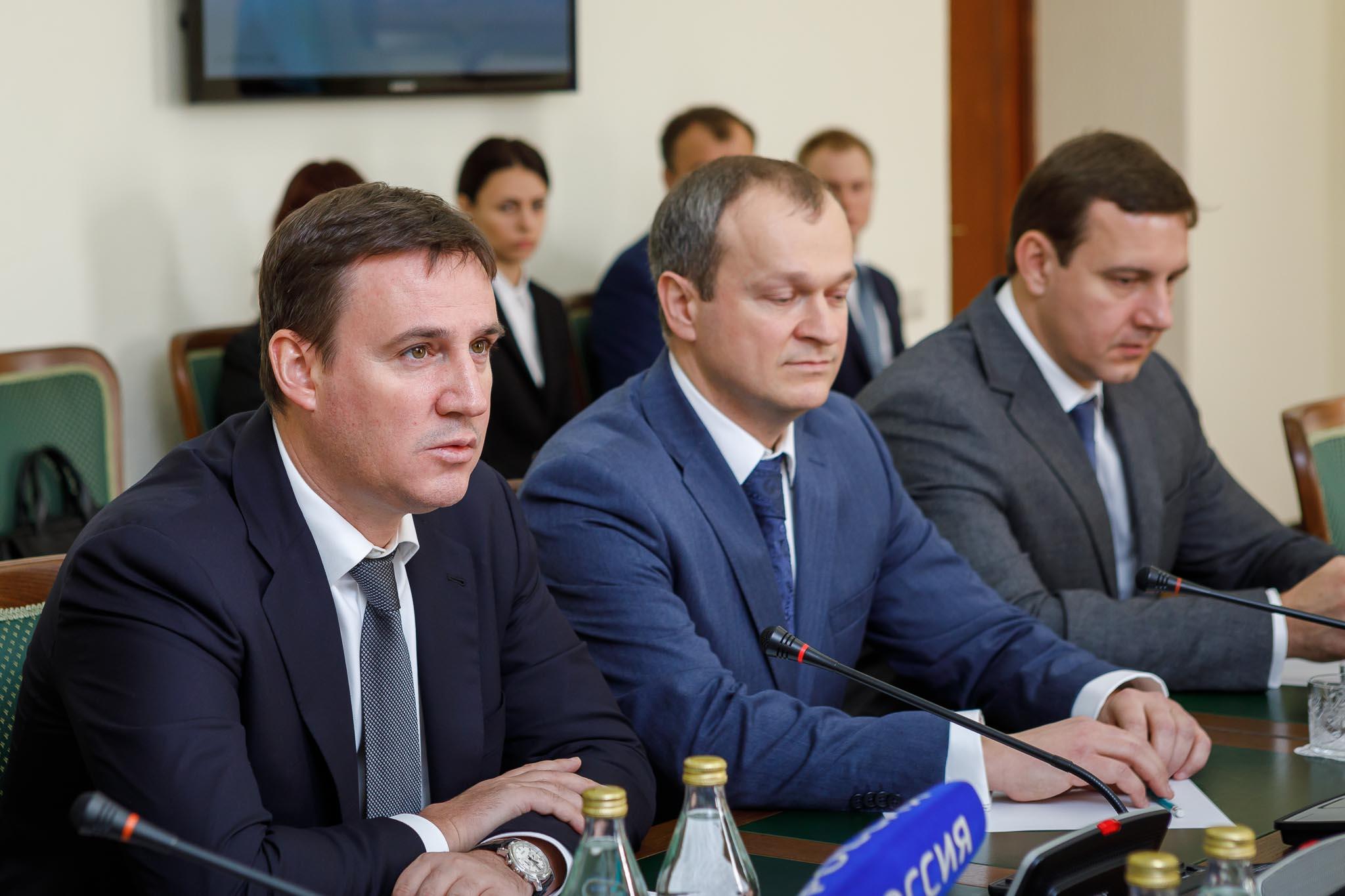 Правительство Белгородской области продолжит сотрудничать с Россельхозбанком