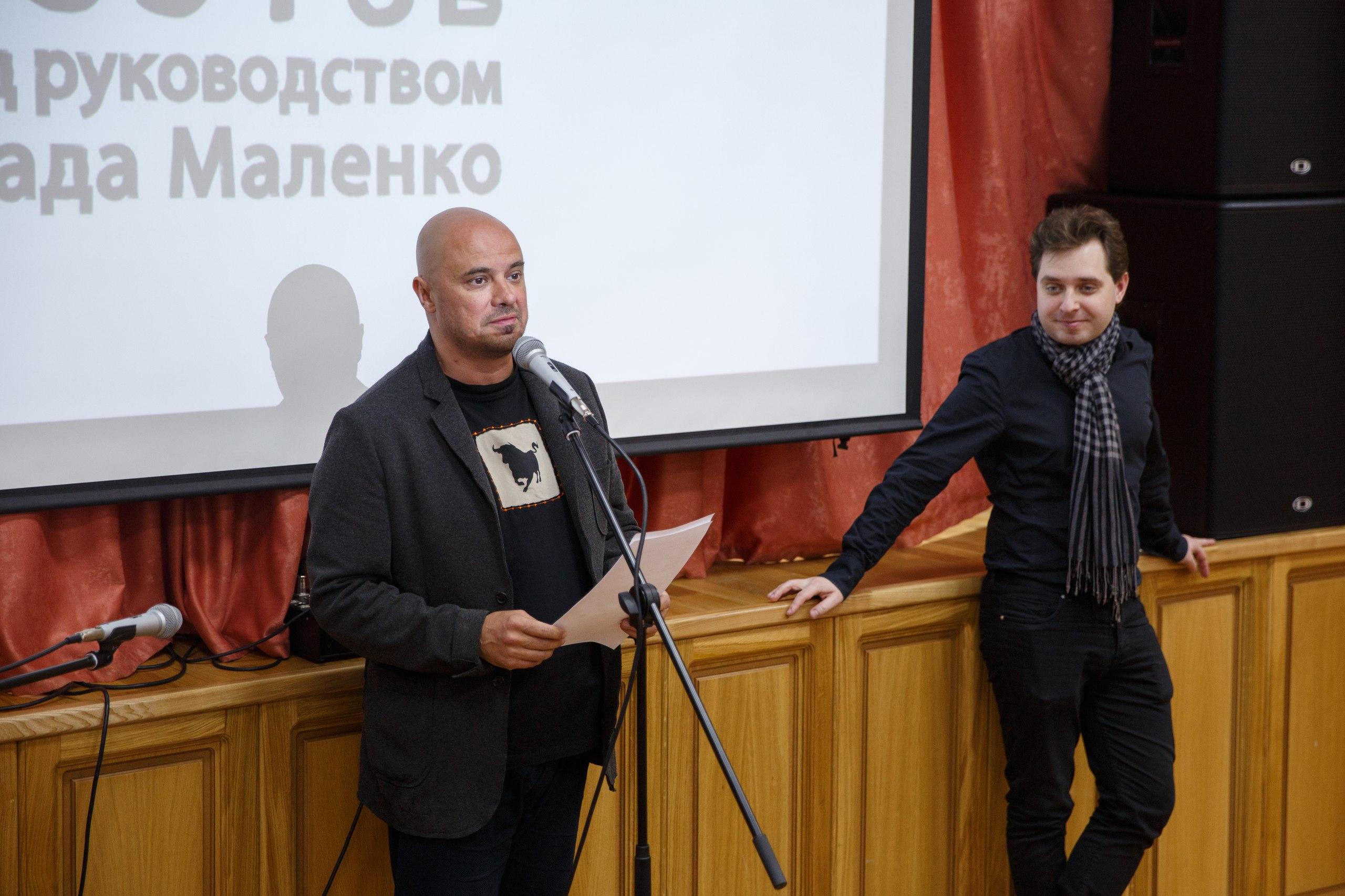 «Писатель или поэт — это не тот, кто умер». О чём белгородцам рассказали организаторы Московского театра поэтов