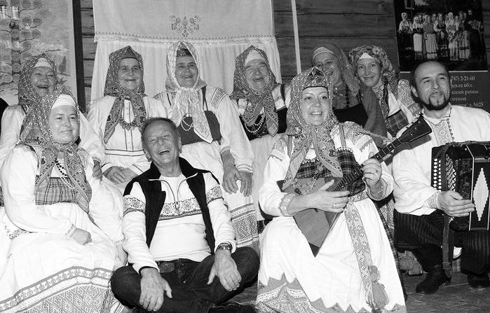 Михаил Задорнов был влюблен в Вологодскую область