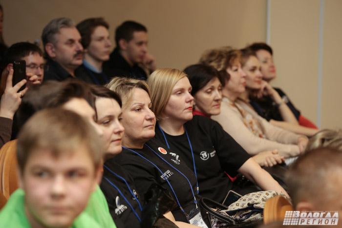 В Вологде стартовал чемпионат «Молодые профессионалы»
