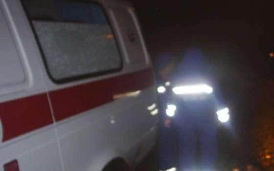 На Костычева в Брянске водитель Renault Logan сбил пьяного мужчину