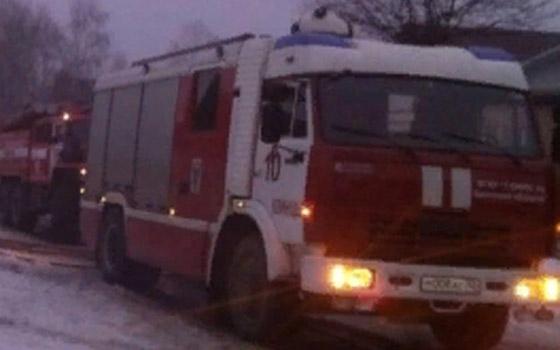 Мужчина погиб при пожаре в Клинцах
