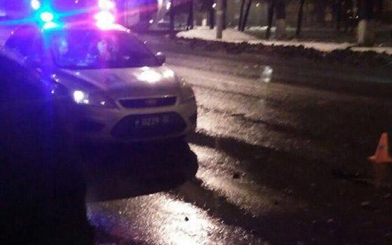 В Брянске пьяный водитель въехал в столб, полиция его «простила» – очевидец